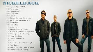 Baixar The Best Of Nickelback-Nickelback Top Hits-Nickelback Full Album