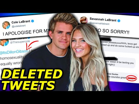Savannah & Cole LaBrant Are In BIG TROUBLE.. *YIKES*