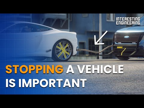 8 Technologies that stop nearly any vehicle