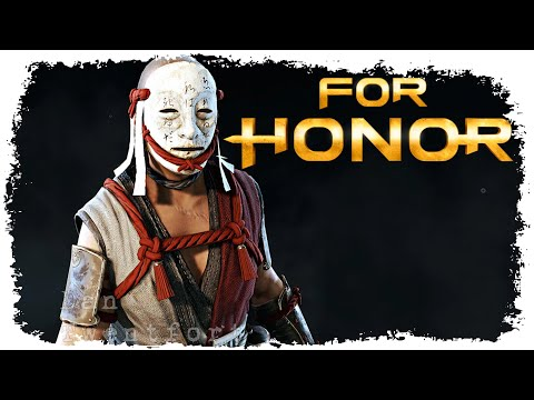 Хитокири (Hitokiri) For Honor 2019 ● Захват территорий (Захват точек - Dominion) - онлайн режим игры
