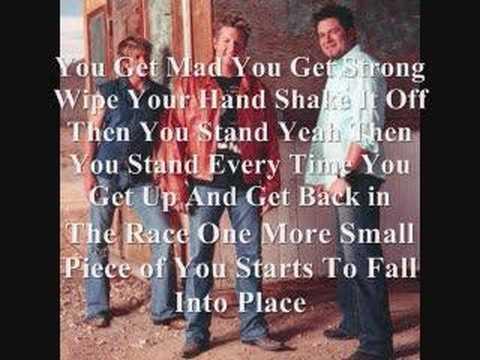 Rascal Flatts Stand Lyrics