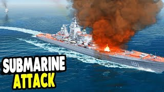 Cold War Naval & Submarine Battle Simulator | Cold Waters Single Missions Gameplay