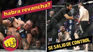 Download DESTRUYEN A Conor McGregor, Khabib Nurmagomedov NUEVO CAMPEON MUNDIAL Mp3 and Videos