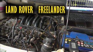 Контрактный двигатель троит, пора снова менять