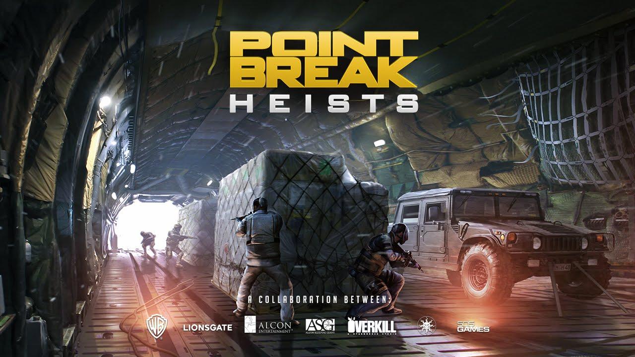 point break trailer