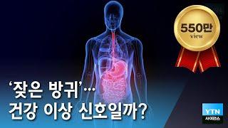 잦은방귀, 건강 이상 신호일까? 방귀로 알아보는 건강 / YTN 사이언스