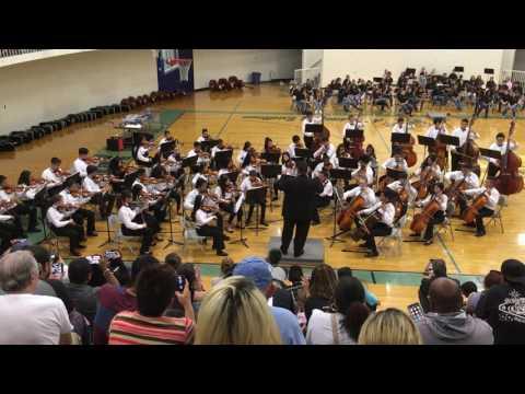 Kenny C Guinn Middle School Spring Concert 2017 - Advanced #4