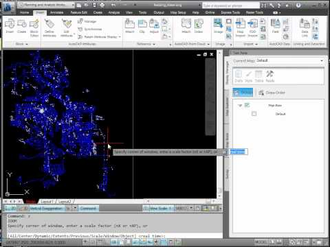 How to use ArcGIS for AutoCAD | Doovi