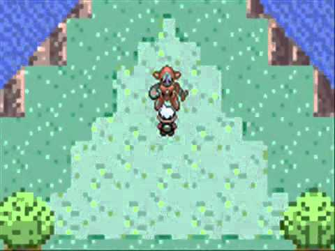 how to catch deoxys in pokemon leaf green