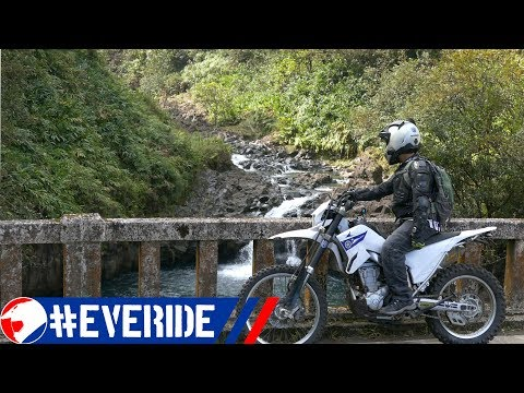 The HANA HIGHWAY - Riding Dual Sport Motorcycles through Maui