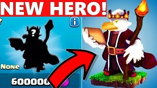 Clash Of Clans | NEW HERO POSSIBILITY!?! | New Update Hero CoC 2015!