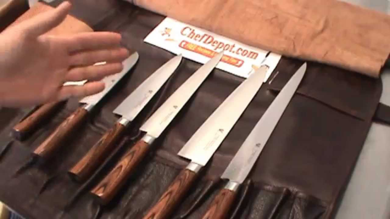 Professional Cooking Knife Set