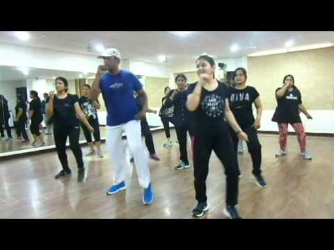 Mera Gana Baja De DJ..Choreography by zivi