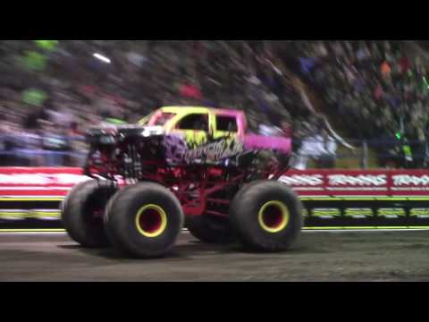 Monster Truck Destruction Tour Medford 2017 (Friday Night)