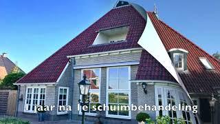 Friesland Akmarijp schoonmaken dak zonder hoge druk