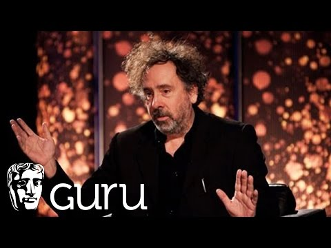 Tim Burton: A Life in Pictures