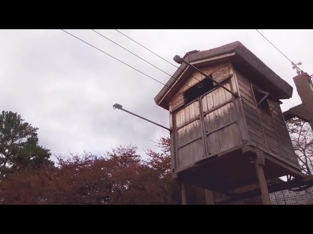 [福崎町]天狗、吊されてるやんっ!