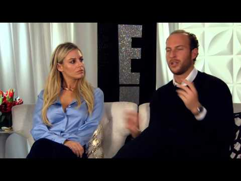 Interview with Morgan Stewart and Brendan Fitzpatrick (Rich kids of Beverly Hills)