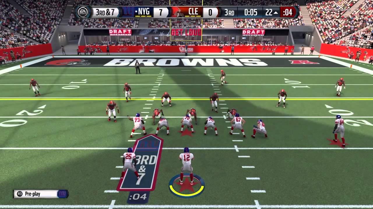 Streak  Screen  Madden NFL 16 [PS4]  YouTube