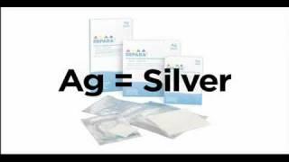 Repara Calcium Alginate Ag