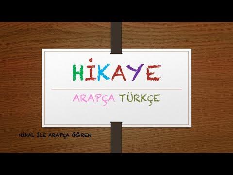 Arapça Türkçe Hikaye