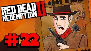 Sips Plays Red Dead Redemption 2 (7/11/18) #22 - Jail Time