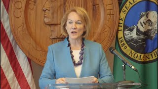 Mayor, Police Chief address East Precinct, CHAZ and President Trumps threats to Seattle Mayor Jenny A. Durkan and Seattle Police Chief Carmen Best hold a press conference addressing East Precinct, the Capitol Hill Autonomous Zone and ...