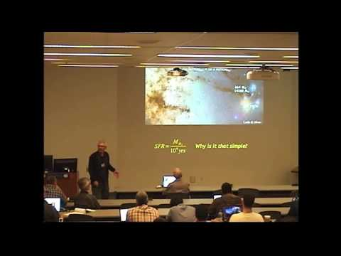 Andreas Burkert : The mystery of a universal gas depletion timescale for star forming galaxies