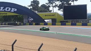 Journée test Le Mans 2019