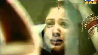 Akash scene4 - Akash shruti hospital bed sindoor scene