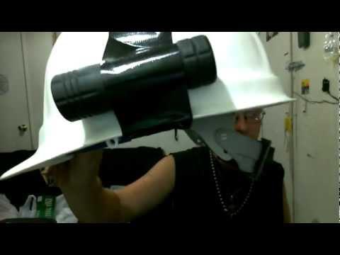 Mining Tip, Hard Hat Lights