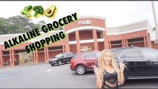 Grocery Shopping for Alkaline Foods with ME!