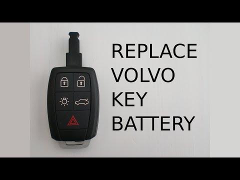 how-to-change-remote-key-fob-battery-in-volvo-s40-v50-v70-c30-c70