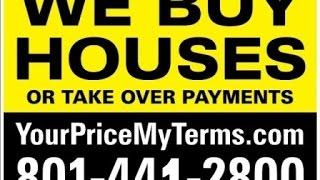 We Buy Houses Salt Lake City | 801-820-0049 | Sell Your House Fast Salt Lake City |cash |how to | UT