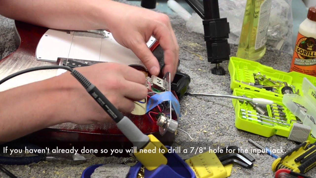 maxresdefault telecaster wiring youtube,Wiring A Telmaster Guitar Kit Youtube