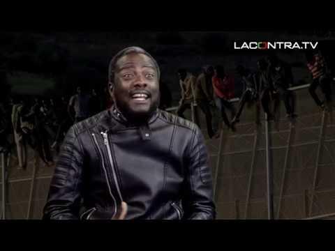 El camerunés que apoya a VOX da razones contra la inmigración ilegal.