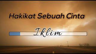 Midi Karaoke ♬ Iklim Hakikat Sebuah Cinta ♬ +lirik Lagu High Quality Sound