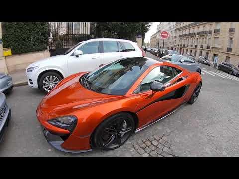 Balade en : McLaren 570S Porsche GT3 et Cayman GTS