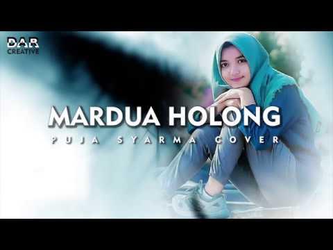 Mardua Holong cover cewek Lirik dan Terjemahan