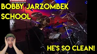 Drum Teacher Gets SCHOOLed By Bobby Jarzombek (2021 Reaction)