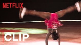 Surya Bonaly's Backflip | Official Clip | Losers | Netflix