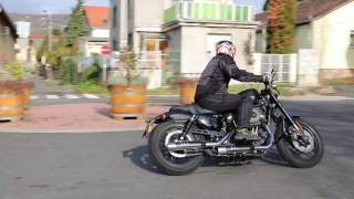 Harley-Davidson XL 1200CX Roadster teszt - Onroad.hu