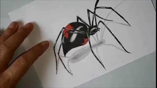 Arte 3D em papel