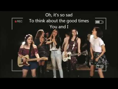 Bad Blood - Taylor Swift (Cover by Cimorelli ft. The Johnsons) lyrics on screen