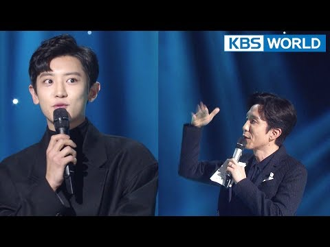 """""""Chanyeol, You really are over 2m tall as they say"""" [Yu Huiyeol's Sketchbook/2018.03.14]"""