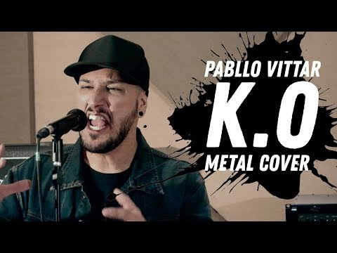 Pabllo Vittar - KO  Metal Cover por Sea Smile