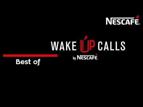 Nescafé Wake Up Calls - Best off | NESCAFÉ Greece