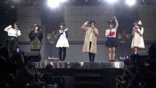 【2016年12月10日】仮面女子・アリス十番が仮面女子カフェ2部公演でワ...