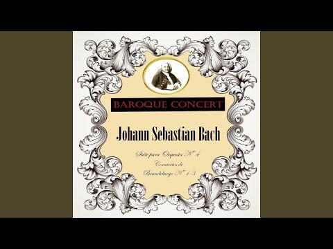 Brandenburg Concerto No. 3 In G Major, BWV 1048: I. Allegro