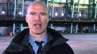 Mark Messier  Kingsbridge National Ice Center Bronx NY